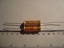 Tube Amp f/&t Elko audio 4 St condensatore Capacitor 10uf 450v 85 ° C assiale