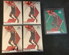 New Listing2019-20 Panini Mosaic Mosaic Green #130 Jimmy Butler Plus 4 Base Invest! Hot!
