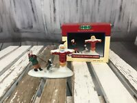 Lemax Village  The Forgotten Summer Collection Porcelin Holiday Decoration Xmas
