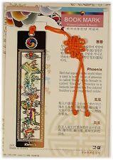 Traditional Korean reader Metal Bookmark -  phoenix02