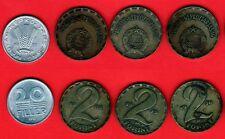 GETTONE Ungheria 1976, 1979 e 1983 2 FIORINI E FILLER 20 1988