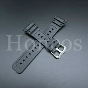 16mm Watch Strap for G-Shock Replace Band Rubber DW-6900 DW-5600 GW-M5610