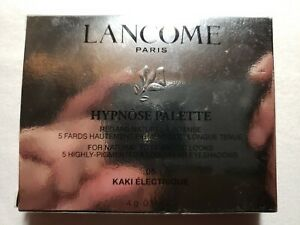 Lancome Hypnose 5 Shadow Palette - 05 Kaki Electrique  NIB