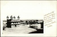 Deserted City Near Agra India Fatehpur Sikri c1910 Real Photo Postcard rtw