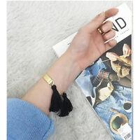 Charm Bracelets Multi-color Tassel Dangle Cuff Bangle Accessories Jewelry Nice