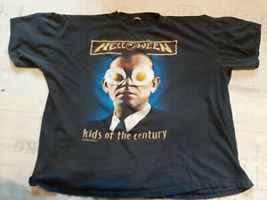 "Helloween Kids of The Century Shirt ""L""-""XL"" 1991 Vintage"