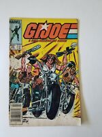 G.I. JOE A Real American Hero # 32 (1985) Marvel Comics GI Joe