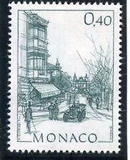 STAMP / TIMBRE DE MONACO N° 1409 ** MONACO D'AUTREFOIS / RUE DES IRIS