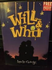 WILL & WHIT Laura Lee Gulledge UNCORRECTED PROOF