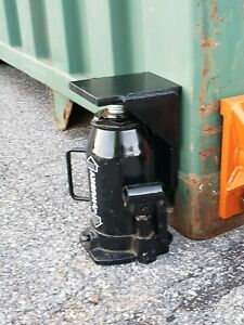 Superior Shipping Container, Jack Lug, Jack Leveling Attachment