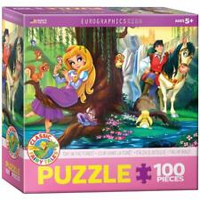 EuroGraphics Day in the Forest Puzzle Jigsaw Puzzle (100-Piece)