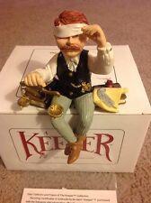 Keeper of Law Lawyer Judge Figurine Shelf Sitter Shenandoah Designs