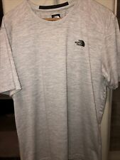 New listing The North Face  T Shirt Mens Large Flash Dry Short Sleeve Crewneck Athletic Grey