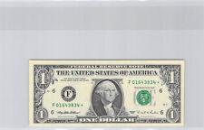USA Etats-Unis Star note $1 Dollar 1995 Atlanta F01643834* Pick 496