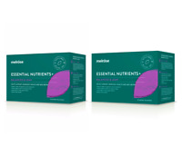 NEW Melrose Essential Nutrients+ Balanced and Lean 30 Sachets x2 + free eye mask