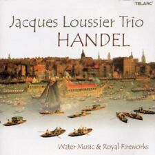 Jacques Loussier - Handel Water Music and Royal Fireworks [CD]