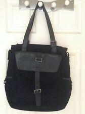 Mandarina Duck Shoulder bag leather canvas