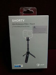 GoPro SHORTY Mini Extension Pole + Tripod (AFTTM-001)