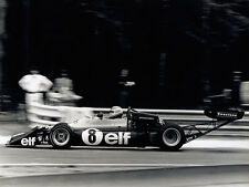 Patrick TAMBAY. Elf BMW F2, 1974. Vintage photo. G98