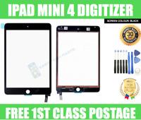 BLACK iPad Mini 4 Genuine OEM Display Touch Digitizer Glass Screen Replacement