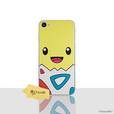 Togepi Pokemon Gel Case for Apple iPhone 6 6s 4.7 Inch Screen Protector Cover