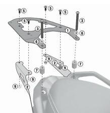 GIVI Topcase-Träger SR5121 ohne Platte für BMW C 650 Sport 16-