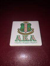 Alpha Kappa Alpha Sorority Refrigerator Magnet!
