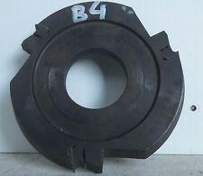 molette fers de toupie plaquettes carbure ,machine à bois B4 50 mm SHAPER CUTTER