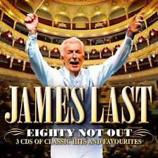 James Last - Eighty Not Out [New CD] UK - Import