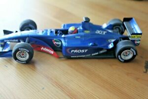 MINICHAMPS PROST ACER AP04 YEAR 2001  F1 1/18  #23 LUCIANO BURTI.GREAT CONDITION