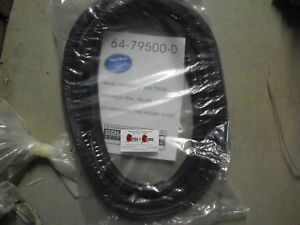 1964 1965 1966 CHEVY GMC TRUCK WINDSHIELD SEAL DELUXE 64 79500 D