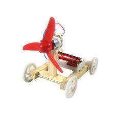 Single-wing Wind Car Assembly Model Kit Developmental Toys Science Experiment WK