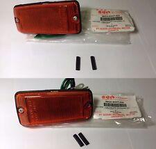 Suzuki Jimny Samurai Side Turn Signal Lamp Assy LH RH Fender Signal Lamp OEM