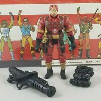 Original 2002 GI JOE Cobra CLAWS V1 ARAH not Complete UNBROKEN figure 2 Pack