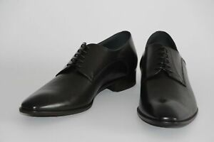 HUGO BOSS Business-Schuhe, Mod. Carmons, Gr. 46 / UK 12 / US 13, Dark Brown
