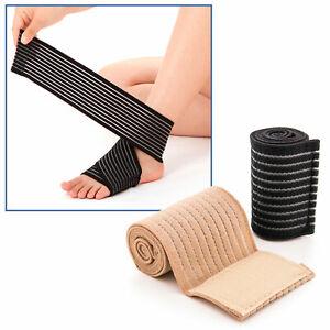 Fußbandage Fußgelenk Bandage Sprunggelenk Stützbandage Knöchel Sport Verband