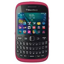Original BlackBerry Curve 9320 Unlocked smartphone GSM QWERTY 512MB BLACK PINK