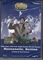 Dvd GARINEI E GIOVANNINI ~ BUONANOTTE BETTINA con Walter Chiari nuovo 1956
