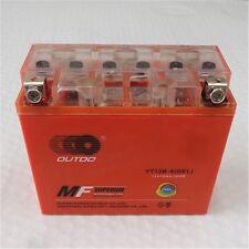GEL UT12B-4 YT12B-BS Battery Fr Ducati 1200 Multistrada,1100 Street Fighter 1098