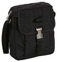 Camel Active Journey Multi Bag Tasche Umhängetasche Schultertasche Black Schwarz