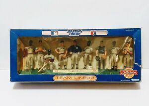 1989 STARTING LINEUP NEW YORK YANKEES TEAM LINEUP LIMITED COLLECTOR'S EDITION