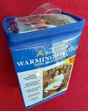THE ORIGINAL BED BUDDY WARMING FOOTIES WITH AROMATHERAPY SOOTHING FOOT WARMERS
