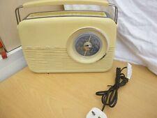 bush old looking  radio working well