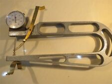 Double Bass Thickness Gauge, double Bass plate Dia indicator 0-50mm