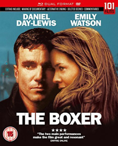 The Boxer (Dual Format) BLU-RAY NEW