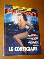 EUROPEO 1988/15=MARINA RIPA DI MEANA=ODDONE CAMERANA=LUCA CANALI=CONCIANI G.=