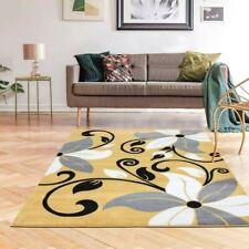 Rugs Area Rugs 8x10 Rug Carpets Large Modern Bedroom Big Floral Floor 5x7 Rugs ~