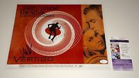 Kim Novak Signed Vertigo 11 X 14 Matte Photo IN PERSON Proof VERY RARE JSA COA