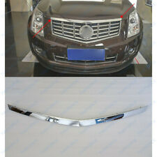 1X Chrome Hood Moulding Upper Grille Guard Trims  For Cadillac SRX 10-15 YL4/141