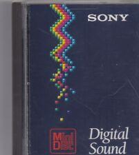 Sony-Digital Sound Minidisc Album